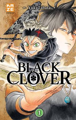 Couverture du livre : Black Clover, Tome 1