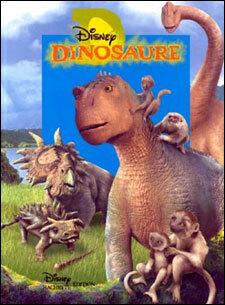 Couverture du livre : Dinosaure