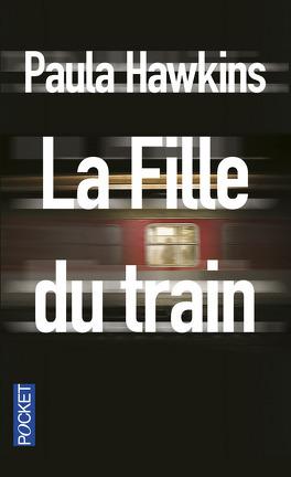 Couverture du livre : La Fille du train