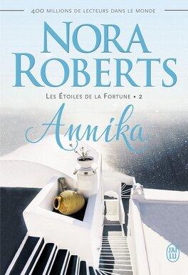 Couverture du livre : Les Étoiles de la fortune, Tome 2 : Annika