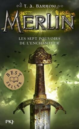 Couverture du livre : Merlin, Tome 2 : Les Sept Pouvoirs de l'Enchanteur