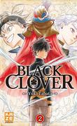 Black Clover, Tome 2