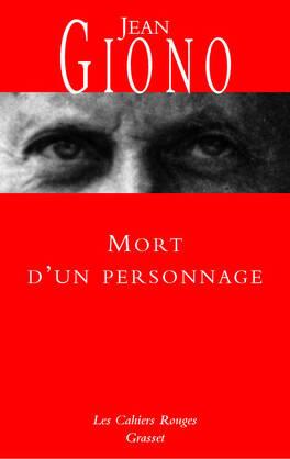 Couverture du livre : Mort d'un personnage