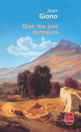 Couverture du livre : Que ma joie demeure