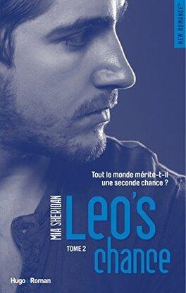 Couverture du livre : Sign of Love, tome 1,5 : Leo's chance