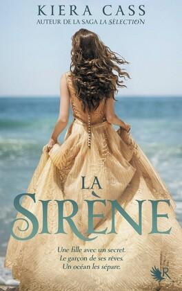 Couverture du livre : La Sirène