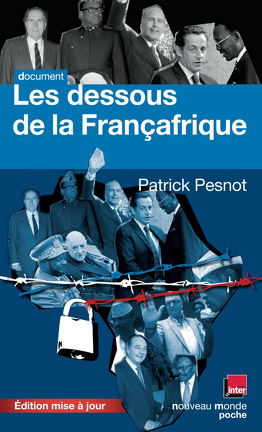 Couverture du livre : Les dessous de la Françafrique