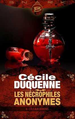 Couverture du livre : Les Nécrophiles anonymes, Tome 4 : L'Île aux démons