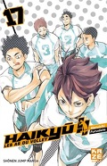 Haikyū !! Les As du volley, Tome 17