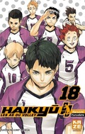 Haikyū !! Les As du volley, Tome 18