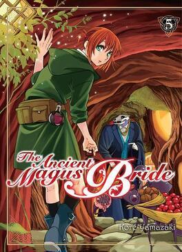 Couverture du livre : The Ancient Magus Bride, Tome 5