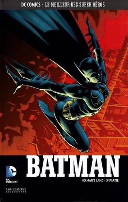 Couverture du livre : Batman - No Man's Land, Tome 3