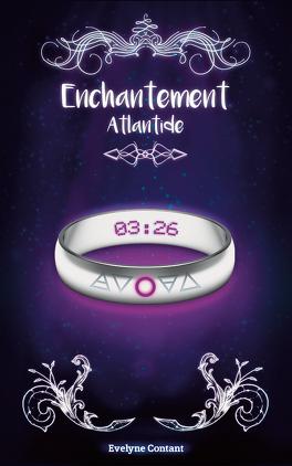 Couverture du livre : Enchantement, tome 2 : Atlantide