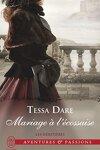 couverture Les Héritières, Tome 3 : Mariage à l'écossaise