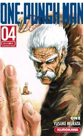 One-Punch Man, Tome 4