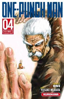 Couverture du livre : One-Punch Man, Tome 4
