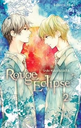 Couverture du livre : Rouge éclipse, tome 2