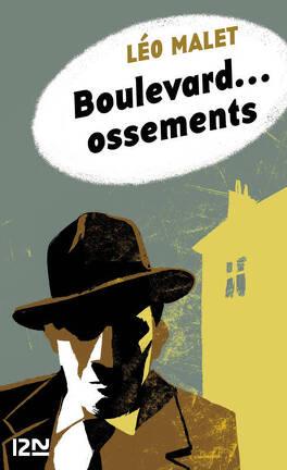 Couverture du livre : Boulevard... ossements