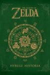 couverture The Legend of Zelda : Hyrule Historia