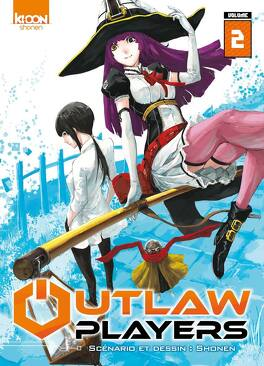 Couverture du livre : Outlaw Players, Tome 2
