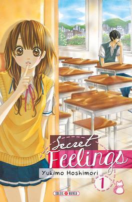 Couverture du livre : Secret Feelings, tome 1