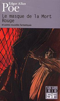 Couverture du livre : Le Masque de la mort rouge et autres nouvelles fantastiques