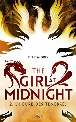 Couverture du livre : The Girl at Midnight, tome 2 : The Shadow Hour