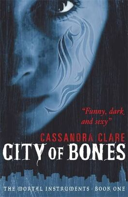 Couverture du livre : The Mortal Instruments : City of Bones