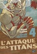 L'Attaque des Titans - Edition colossale, Tome 4