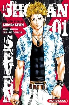 Couverture du livre : Shōnan Seven, Tome 1