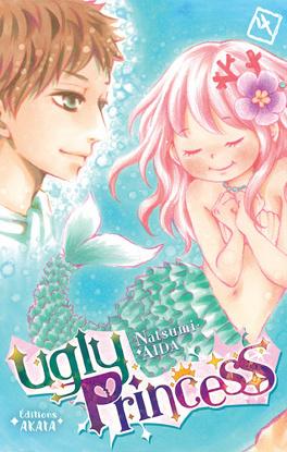 Couverture du livre : Ugly Princess, Tome 4