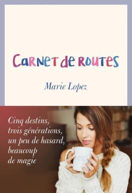 Couverture du livre : Carnet de routes