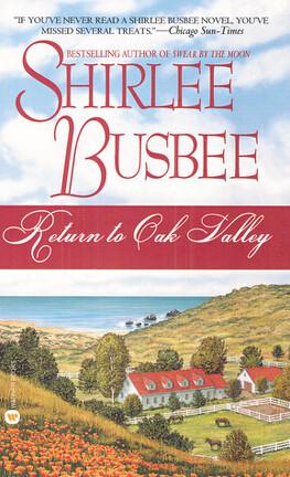 Couverture du livre : La famille Ballinger, Tome 1 : Return to Oak Valley