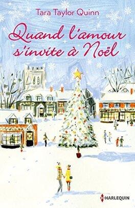 Couverture du livre : Quand l'amour s'invite à Noël (Les orangers de Noël)