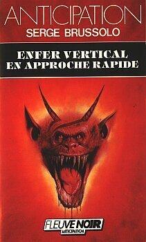 Couverture du livre : Enfer vertical en approche rapide