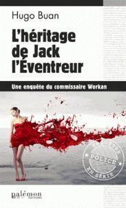 Couverture du livre : L'héritage de Jack l'éventreur
