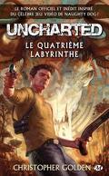 Uncharted, Tome 1 : Le quatrième labyrinthe