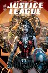 couverture Justice League, Tome 10 : La Guerre de Darkseid (II)