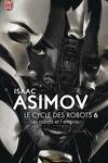 couverture Le Cycle des Robots, Tome 6 : Les Robots et l'Empire