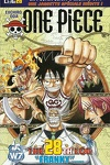 couverture One Piece: The Twenty-Eighth Log
