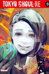 couverture Tokyo Ghoul:re, tome 6