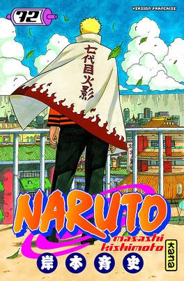 Couverture du livre : Naruto, Tome 72 : Naruto Uzumaki !