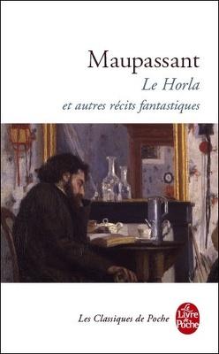Couverture de Le Horla