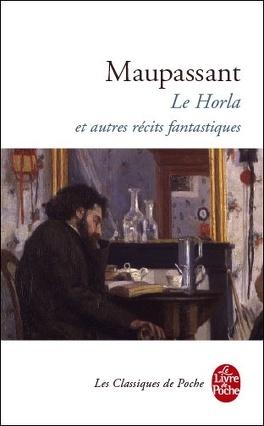 Couverture du livre : Le Horla