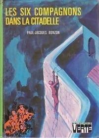 Couverture du livre : Les six compagnons dans la citadelle