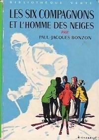 Couverture du livre : Les six compagnons et l'homme des neiges