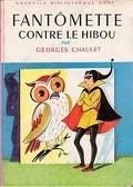 Fantômette, Tome 2 : Fantômette contre le hibou