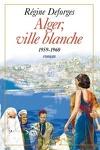 couverture La Bicyclette bleue, Tome 8 : Alger, ville blanche