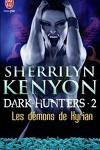 couverture Le Cercle des Immortels, Dark Hunters, Tome 2 : Les Démons de Kyrian