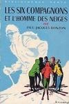 couverture Les six compagnons et l'homme des neiges